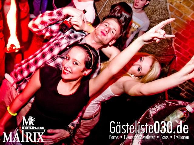 https://www.gaesteliste030.de/Partyfoto #64 Matrix Berlin vom 09.11.2012