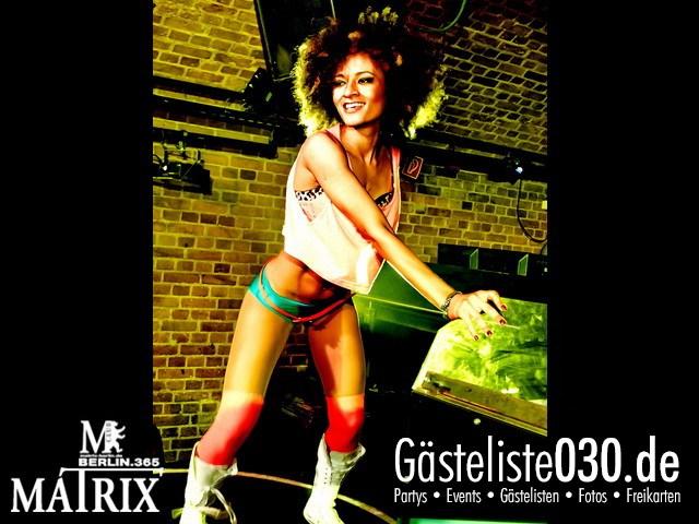 https://www.gaesteliste030.de/Partyfoto #27 Matrix Berlin vom 09.11.2012