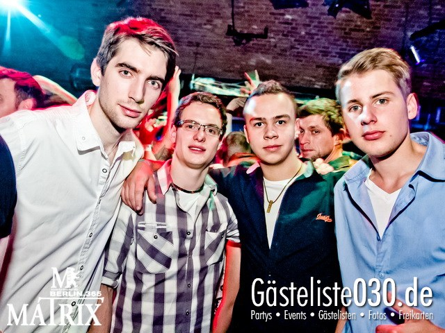 https://www.gaesteliste030.de/Partyfoto #92 Matrix Berlin vom 09.11.2012