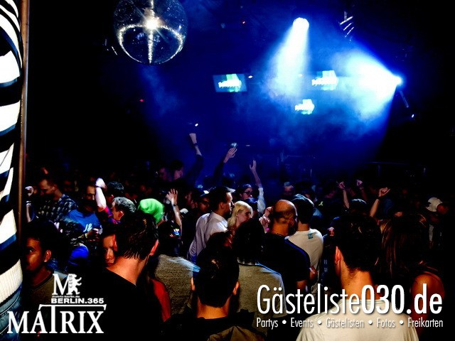 https://www.gaesteliste030.de/Partyfoto #40 Matrix Berlin vom 09.11.2012