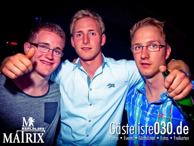 https://www.gaesteliste030.de/Partyfoto #39 Matrix Berlin vom 22.06.2013