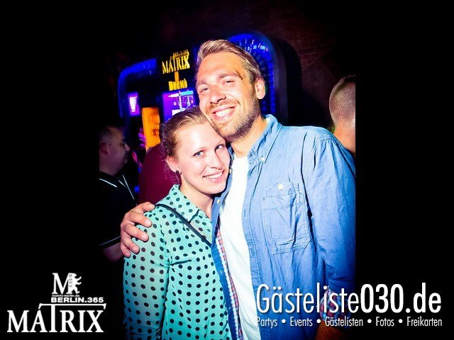 https://www.gaesteliste030.de/Partyfoto #21 Matrix Berlin vom 22.06.2013