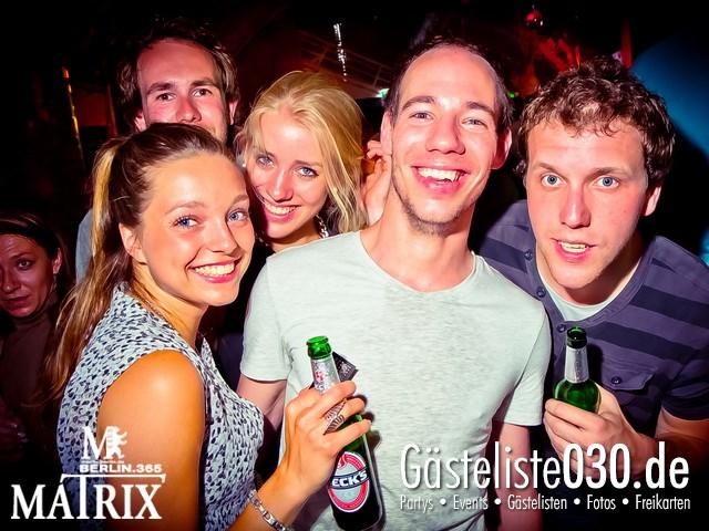 https://www.gaesteliste030.de/Partyfoto #133 Matrix Berlin vom 22.06.2013