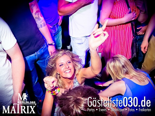https://www.gaesteliste030.de/Partyfoto #98 Matrix Berlin vom 22.06.2013