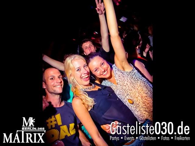 https://www.gaesteliste030.de/Partyfoto #129 Matrix Berlin vom 22.06.2013