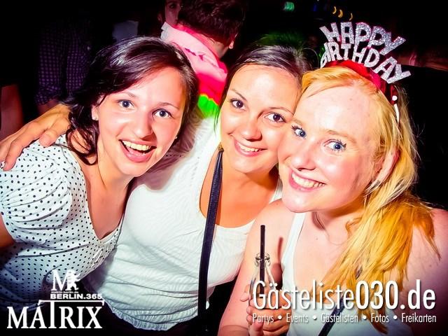 https://www.gaesteliste030.de/Partyfoto #29 Matrix Berlin vom 22.06.2013