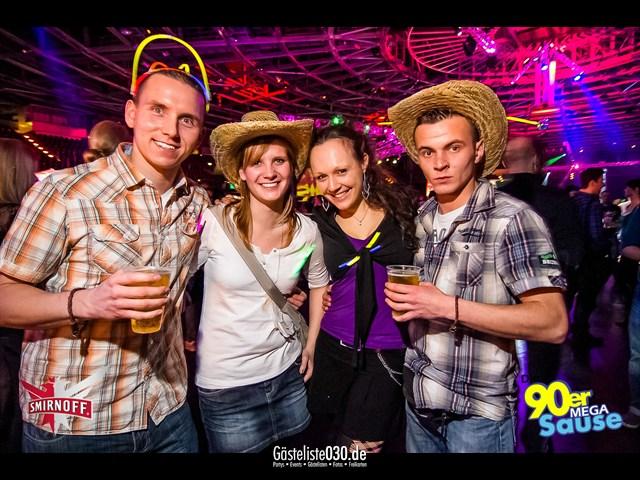 Partypics Velodrom 02.02.2013 Die 90er Mega Sause mit 2 Unlimited Live