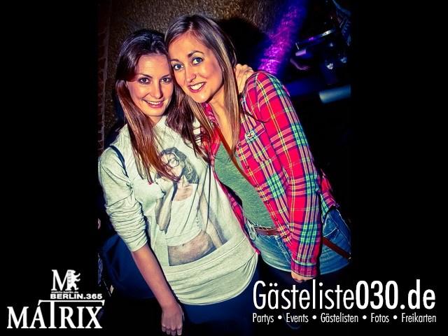 https://www.gaesteliste030.de/Partyfoto #53 Matrix Berlin vom 01.12.2012