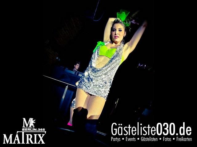 https://www.gaesteliste030.de/Partyfoto #22 Matrix Berlin vom 01.12.2012