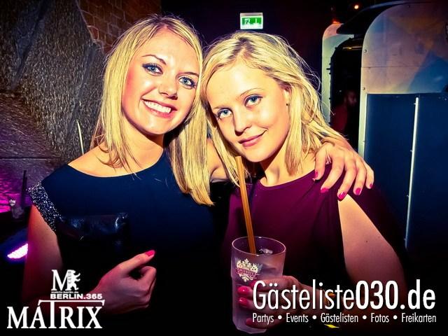 https://www.gaesteliste030.de/Partyfoto #16 Matrix Berlin vom 01.12.2012