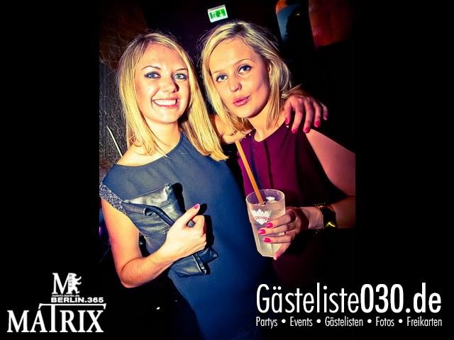 https://www.gaesteliste030.de/Partyfoto #63 Matrix Berlin vom 01.12.2012