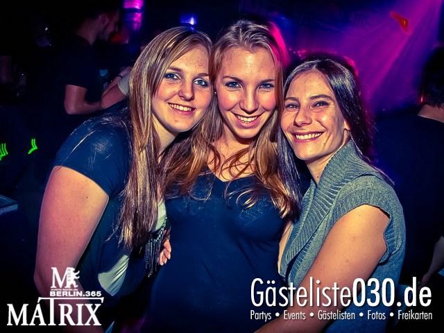 https://www.gaesteliste030.de/Partyfoto #101 Matrix Berlin vom 01.12.2012