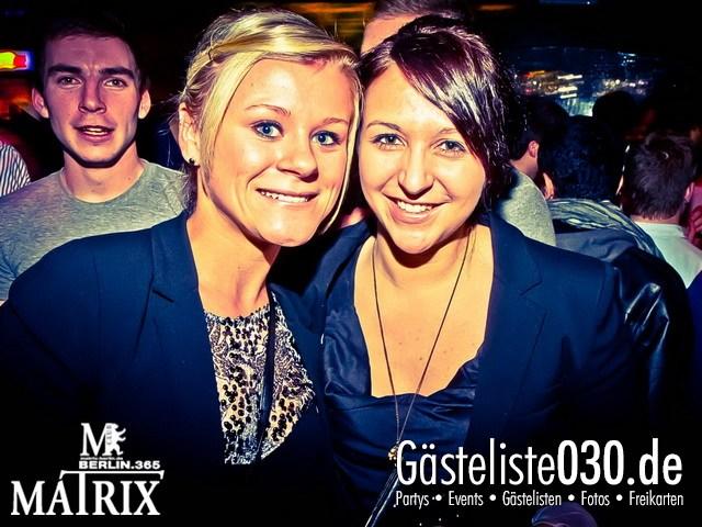 https://www.gaesteliste030.de/Partyfoto #54 Matrix Berlin vom 01.12.2012