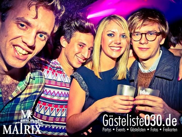 Partypics Matrix 01.12.2012 Fruity!