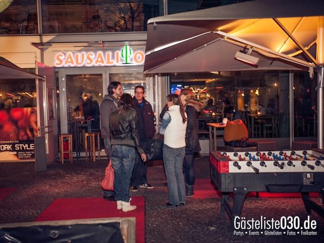 https://www.gaesteliste030.de/Partyfoto #19 Sausalitos Berlin vom 07.03.2013
