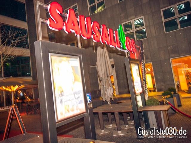 https://www.gaesteliste030.de/Partyfoto #31 Sausalitos Berlin vom 07.03.2013
