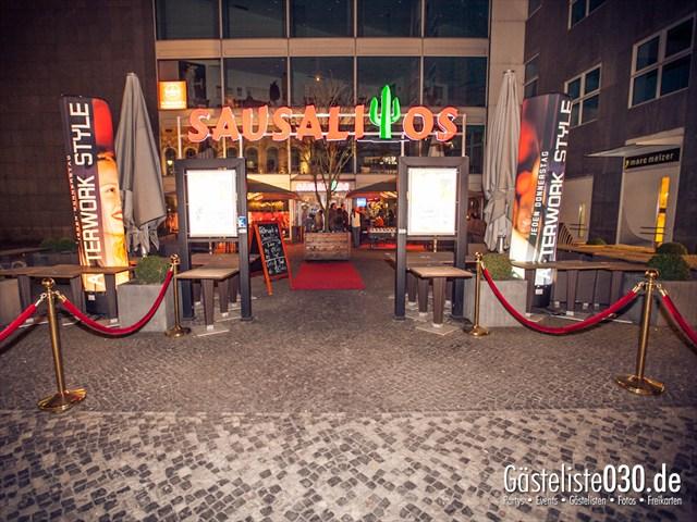 https://www.gaesteliste030.de/Partyfoto #24 Sausalitos Berlin vom 07.03.2013