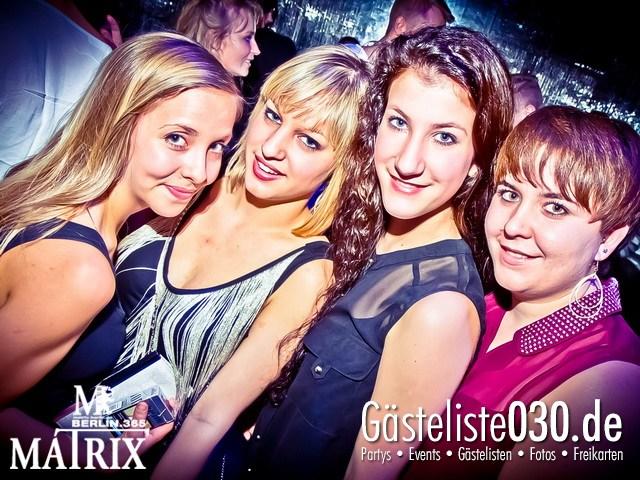 https://www.gaesteliste030.de/Partyfoto #66 Matrix Berlin vom 04.01.2013