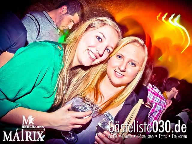https://www.gaesteliste030.de/Partyfoto #18 Matrix Berlin vom 04.01.2013