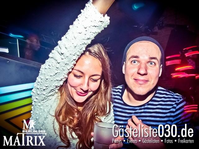 https://www.gaesteliste030.de/Partyfoto #51 Matrix Berlin vom 04.01.2013