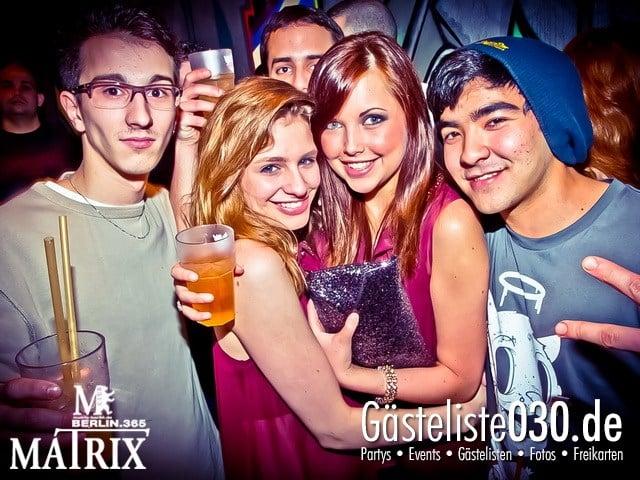 https://www.gaesteliste030.de/Partyfoto #69 Matrix Berlin vom 04.01.2013