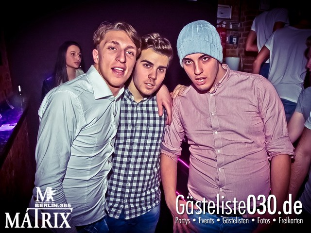 https://www.gaesteliste030.de/Partyfoto #31 Matrix Berlin vom 04.01.2013