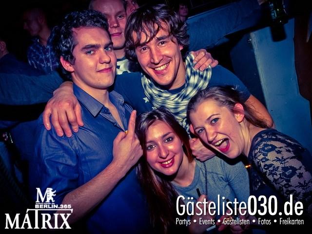 https://www.gaesteliste030.de/Partyfoto #75 Matrix Berlin vom 20.12.2012