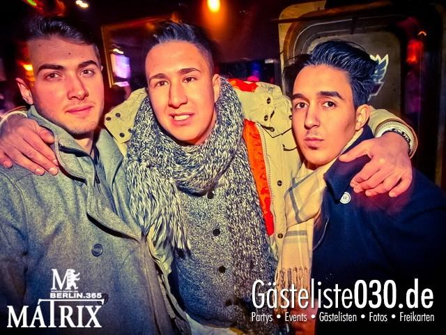 https://www.gaesteliste030.de/Partyfoto #86 Matrix Berlin vom 20.12.2012