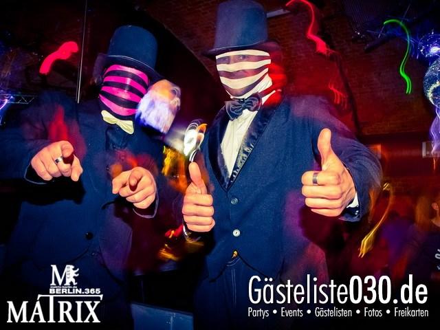 https://www.gaesteliste030.de/Partyfoto #18 Matrix Berlin vom 20.12.2012