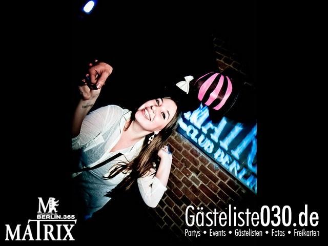 https://www.gaesteliste030.de/Partyfoto #59 Matrix Berlin vom 20.12.2012