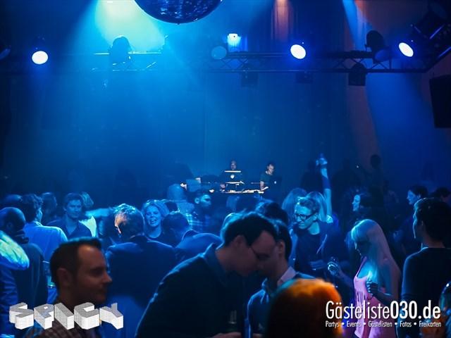 https://www.gaesteliste030.de/Partyfoto #109 Spindler & Klatt Berlin vom 12.04.2013