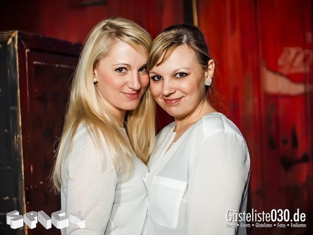 https://www.gaesteliste030.de/Partyfoto #105 Spindler & Klatt Berlin vom 12.04.2013