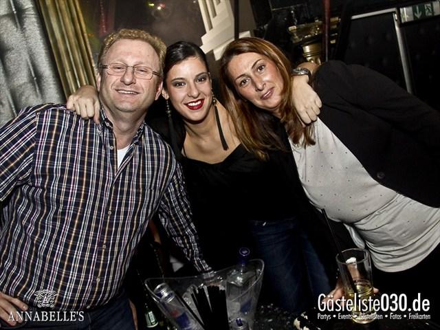 https://www.gaesteliste030.de/Partyfoto #32 Annabelle's Berlin vom 10.11.2012
