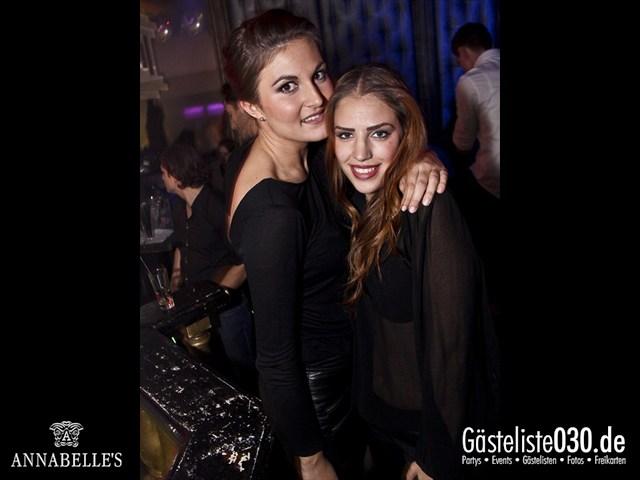 https://www.gaesteliste030.de/Partyfoto #18 Annabelle's Berlin vom 10.11.2012