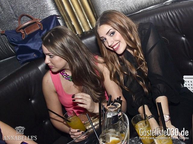 https://www.gaesteliste030.de/Partyfoto #15 Annabelle's Berlin vom 10.11.2012
