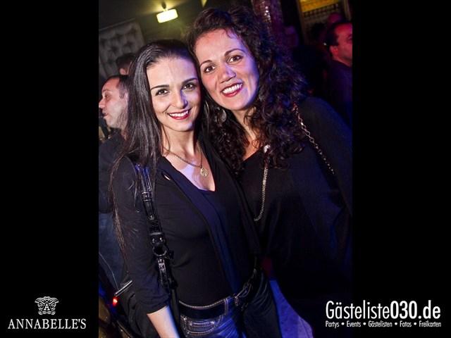 https://www.gaesteliste030.de/Partyfoto #75 Annabelle's Berlin vom 10.11.2012