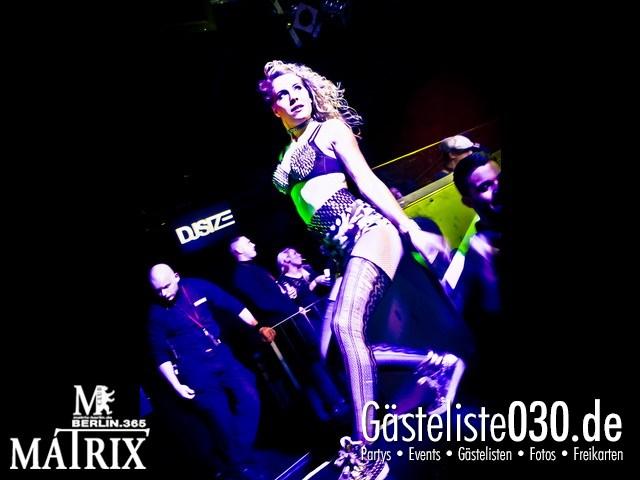 https://www.gaesteliste030.de/Partyfoto #48 Matrix Berlin vom 02.03.2013