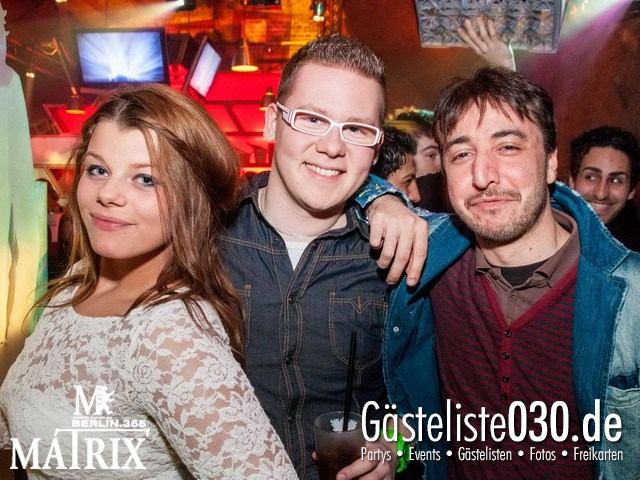 https://www.gaesteliste030.de/Partyfoto #39 Matrix Berlin vom 02.03.2013