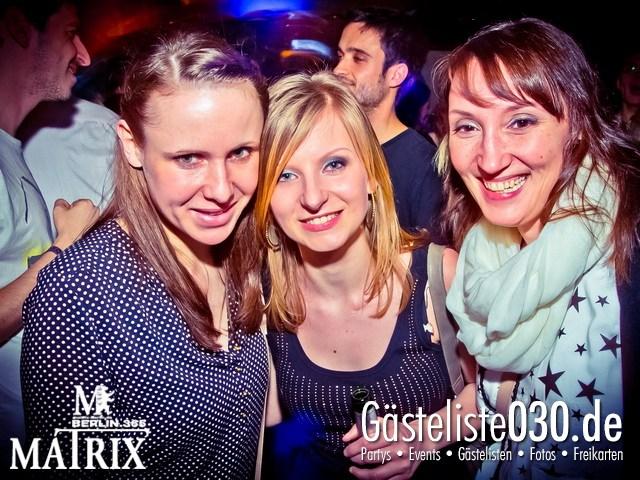 https://www.gaesteliste030.de/Partyfoto #118 Matrix Berlin vom 02.03.2013