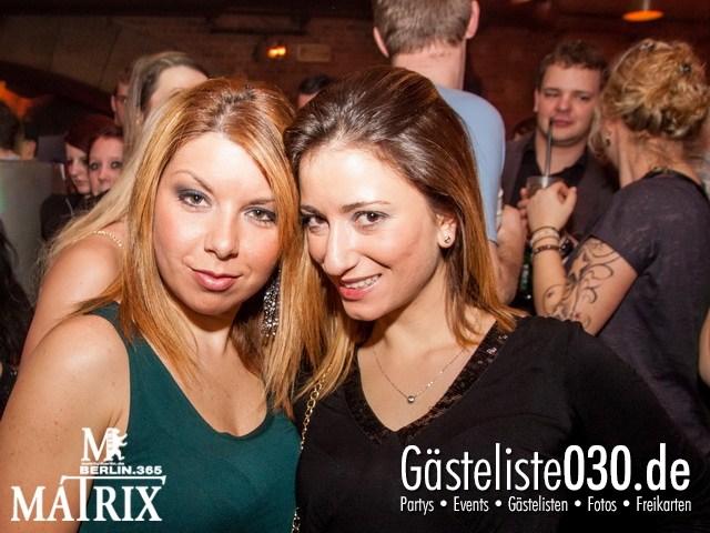 https://www.gaesteliste030.de/Partyfoto #21 Matrix Berlin vom 02.03.2013