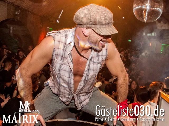 https://www.gaesteliste030.de/Partyfoto #83 Matrix Berlin vom 02.03.2013