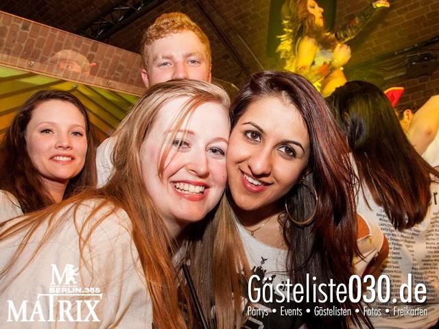 https://www.gaesteliste030.de/Partyfoto #44 Matrix Berlin vom 02.03.2013