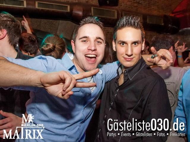 https://www.gaesteliste030.de/Partyfoto #107 Matrix Berlin vom 02.03.2013