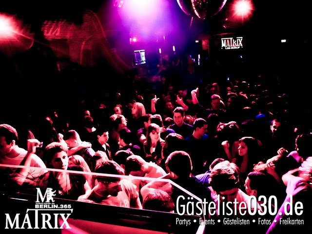 https://www.gaesteliste030.de/Partyfoto #34 Matrix Berlin vom 02.03.2013