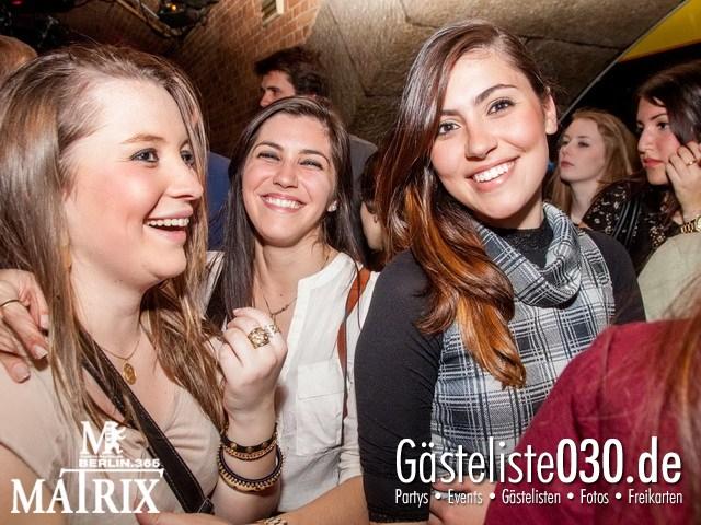 https://www.gaesteliste030.de/Partyfoto #33 Matrix Berlin vom 02.03.2013