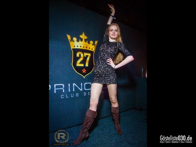 https://www.gaesteliste030.de/Partyfoto #59 Prince27 Club Berlin Berlin vom 23.02.2013