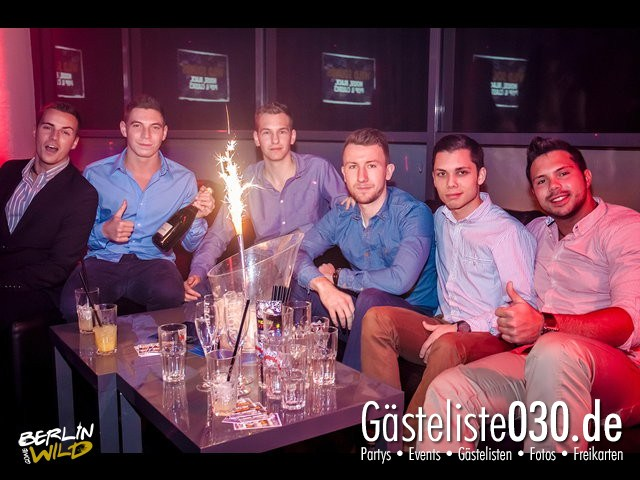 Partypics E4 01.12.2012 Berlin Gone Wild meets One Events