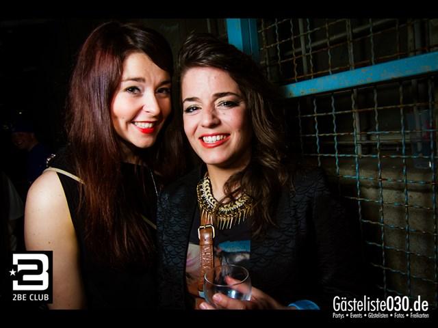 https://www.gaesteliste030.de/Partyfoto #133 2BE Club Berlin vom 27.04.2013