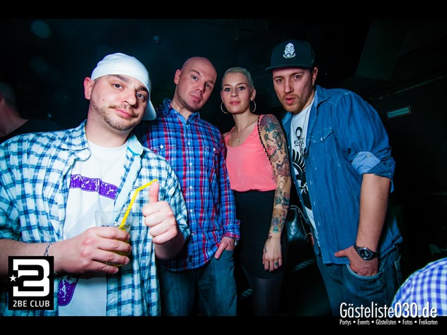 https://www.gaesteliste030.de/Partyfoto #127 2BE Club Berlin vom 27.04.2013