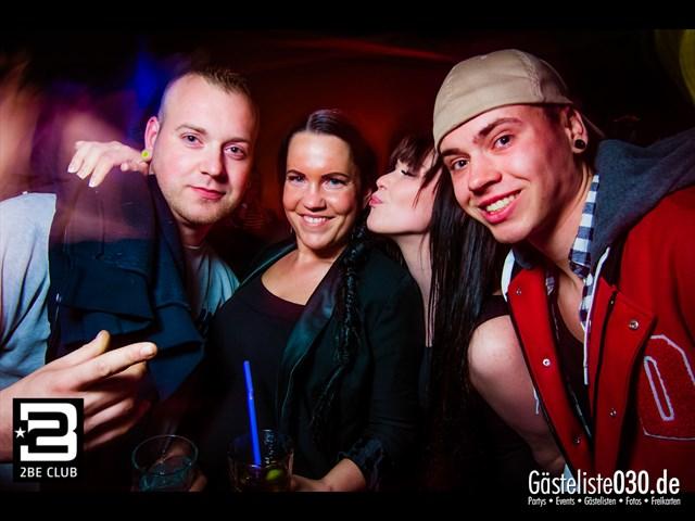 https://www.gaesteliste030.de/Partyfoto #164 2BE Club Berlin vom 27.04.2013